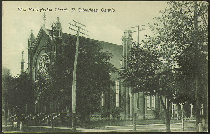 First United Church – 95 Church Street
